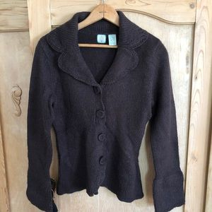 HWR By Anthropologie Cardigan Sweater